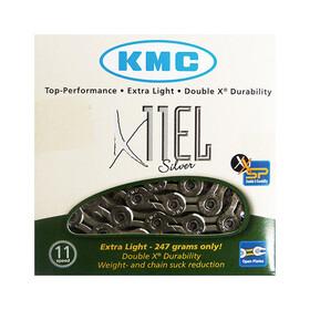 KMC X-11 EL Kette 11-fach silver